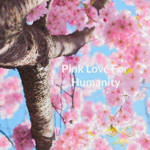 Pink Love For Humanity